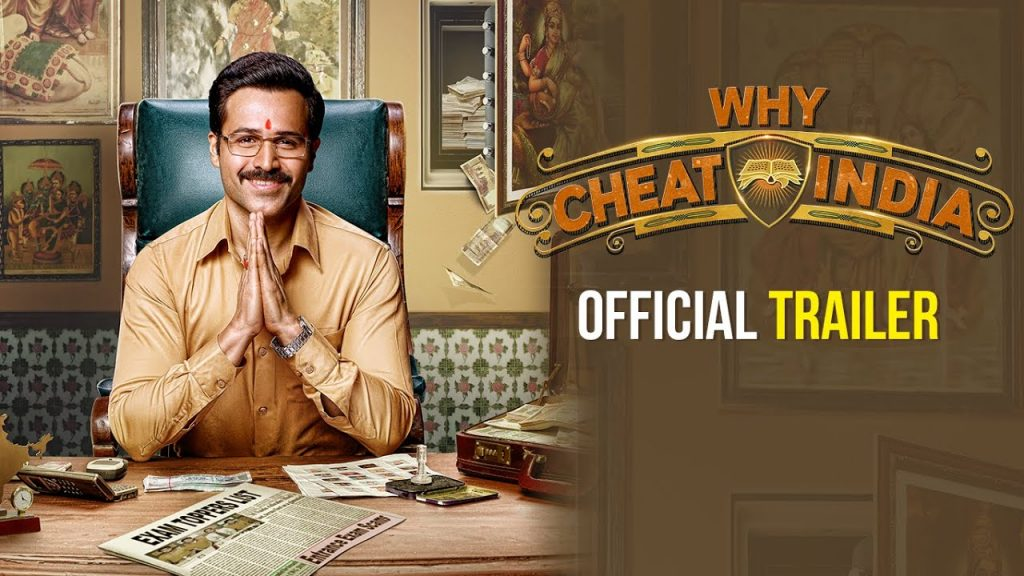 Why Cheat India Movie on Zee5 app